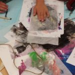 Art Exercises with Lois - Monoprinting