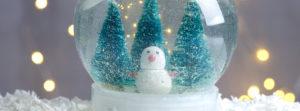 DIY Snowglobes Adult Craft